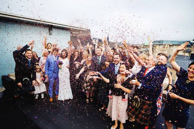 Onie Tibbitt, Edinburgh & East Lothian Wedding Celebrant